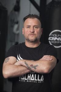 Chris Hope (AKA: Cutman Hope, Coach Hope)